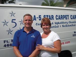 A5 Star Carpet Care Estero Florida