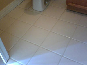 Our state of the art cleaning process will leave your tile and grout looking brand new again!